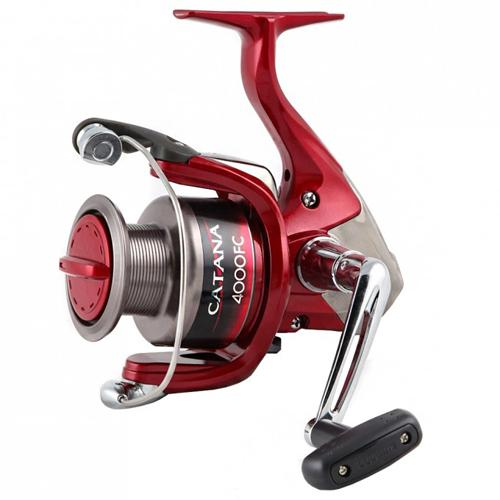 Shimano Catana CAT4000FC Spinning Reel Rods and Reels