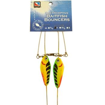 Bead Tackle Baitfish Bottom Bouncer - 2 Pack