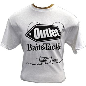 Outlet Bait Tight Lines Signature Tee