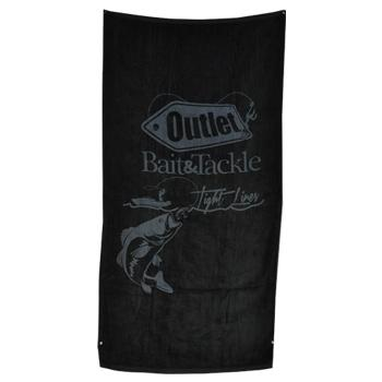 O-Bait Signature Beach Towel