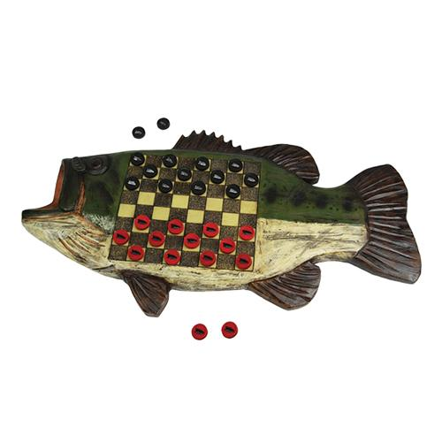 River's Edge Largemouth Bass Checkerboard Accessories,Shop By Brand