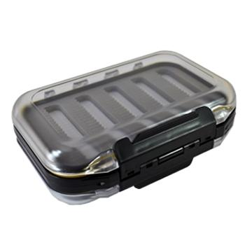 Lakco Double Sided Ice Tackle Box with Foam Slats - Large