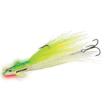 Northland Tackle Airplane Jig 1/2 oz Super Glo Perch Hard Baits