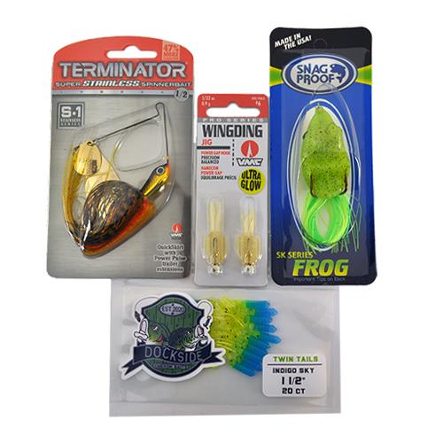 O-Bait Multi Species 4 Piece Assortment Sets & Bundles