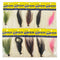 Kalin's Hot Hair Jig 10 Piece Assortment Hard Baits