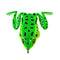 Go To Baits Cloned Frog Anura Green Soft Baits