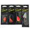 Acme KO Wobbler Spoon 4 Piece Assortment