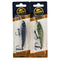 Baker Lures 1/3 oz Suspending Shad 2 Piece Assortment Sets & Bundles
