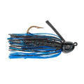 Strike King Bitsy Bug Mini Jig 1/16 oz / Black Blue Hard Baits