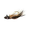 Gapen's The Muddler Jig 1/32 oz / Black Hard Baits
