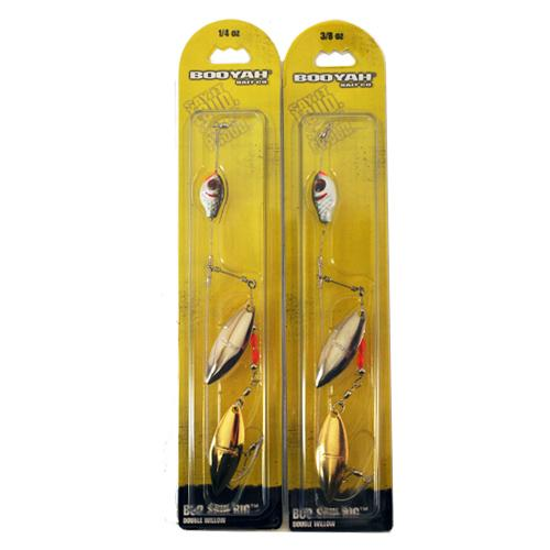 Booyah Boo Spin Rig Alpine 2 Piece Assortment Hard Baits