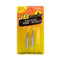 JB Lures Lighted Fire Float Replacement Battery 2pk Bobbers and Floats