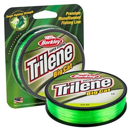 Berkley Trilene Big Cat Mono Fishing Line