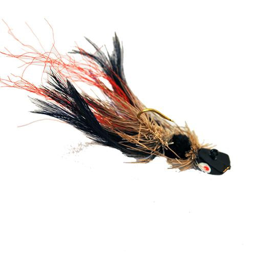 Gapen's Crawfish Jig 1/16 oz / Black Hard Baits