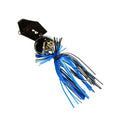 Z-Man ChatterBait Freedom CFL 3/8 oz / Black/Blue Hard Baits