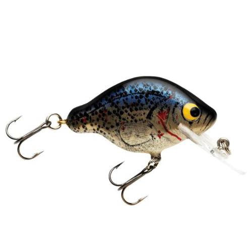 Bagley Small Fry 1 Black Crappie Hard Baits