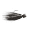 Kalin's Hot Hair Jig - Walleye 1/2 oz / Black Hard Baits