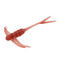 "Northland Tackle Impulse Water Flea 1.5"" - 20 Pack Bloodworm Red Soft Baits"