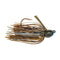 Strike King Bitsy Bug Mini Jig 1/8 oz / Blue Craw Hard Baits