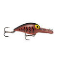 Storm Original Wiggle Wart Brown Crawdad Hard Baits