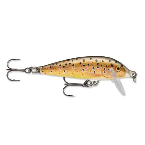 Rapala CountDown 07 / Brown Trout Hard Baits