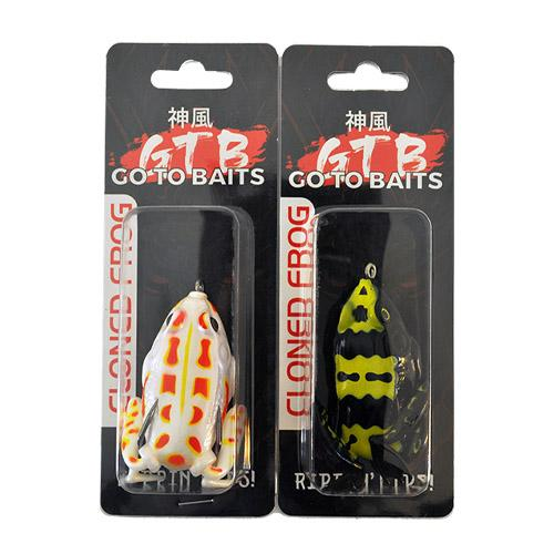 Go To Baits Cloned Frog 2 Piece Assortment Sets & Bundles