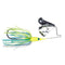 Strike King Tri-Wing Buzz King 5/16 oz Chartreuse Blue Hard Baits