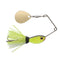 Strike King Rocket Shad Spinnerbait 1/4 oz / Chartreuse Shad Hard Baits