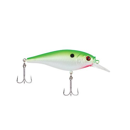 Berkley Flicker Shad Shallow - 7 cm Chartreuse Pearl Hard Baits