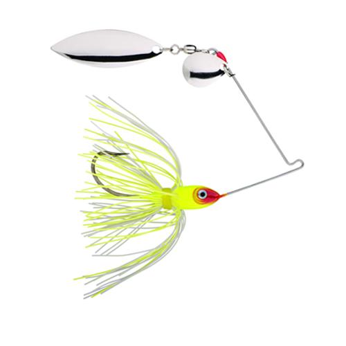 Strike King Promo Spinnerbait 1/8 oz Chartreuse Hard Baits