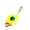 JB Lures Gem-N-Eye Jig Gold Back - 2 Pack #4 / Chartreuse/Orange Hard Baits