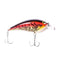 Luck-E-Strike American Original Shallow Smoothy Chili Bowl Hard Baits