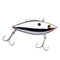 Bill Lewis 1/2 oz Rat-L-Trap Chrome/Black Back Hard Baits