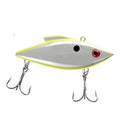 Bill Lewis 1/2 oz Rat-L-Trap Chrome/Chartreuse Hard Baits