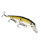 Strike King KVD Jerkbait 1/2 oz / Chrome Gold Black Hard Baits