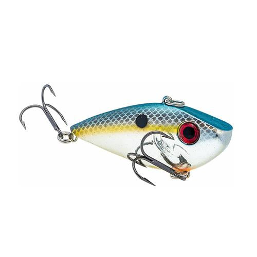 Strike King Red Eye Shad 1/2 oz Chrome Sexy Shad Hard Baits
