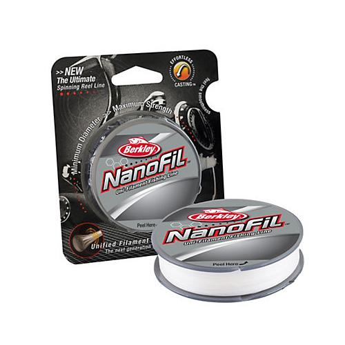 Berkley Nanofil Fishing Line - 150 yards 4 / Clear Mist Fishing Line