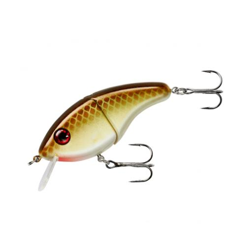 Norman 3/8 oz Flat Broke Crankbait - Copper/Green