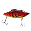 Bill Lewis 1/2 oz Rat-L-Trap Copper/Brown Back/Red Belly Hard Baits