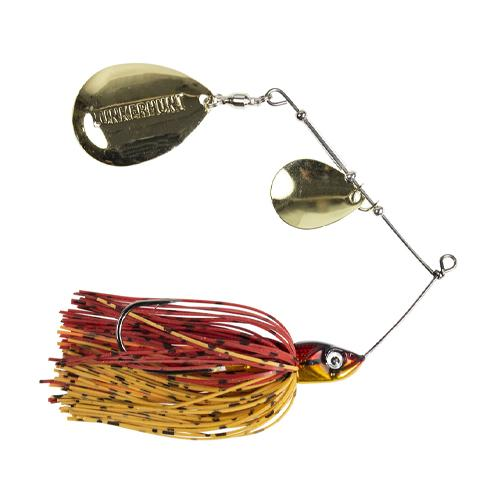 Lunkerhunt Impact Thump Colorado Spinnerbait Craw Hard Baits
