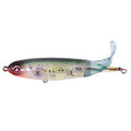 River2Sea Whopper Plopper 130 Crystal Minnow Hard Baits