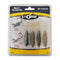 "Storm WildEye Pro 2.5"" Bait-N-Switch Soft Bodies Curl Tail Glass Minnow Soft Baits"