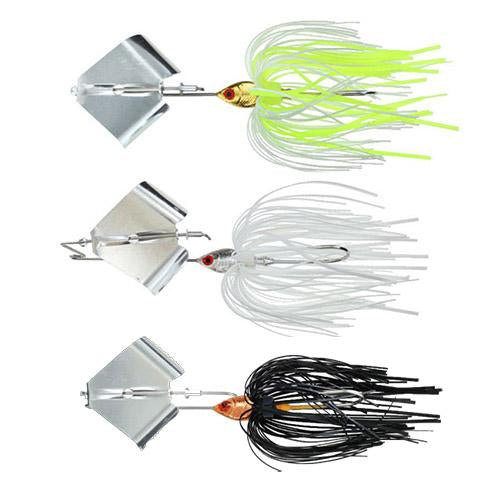 Wahoo 1/4 oz Pro-Select Buzz Bait 3 Piece Assortment Sets & Bundles