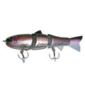 "Reaction Strike 9"" Ultimate Trout Dark Rainbow Hard Baits"