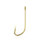 Eagle Claw 1X Long Shank Offset Hooks - 1/0 - 8 Pack