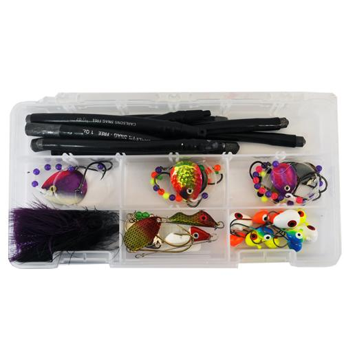 Erie Dearie 31 Piece Ultimate Fishing Kit