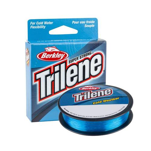 Berkley Trilene Cold Weather Mono Fishing Line - 110 Yards