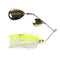 Lunkerhunt Impact Thump Colorado Spinnerbait Electric Hard Baits