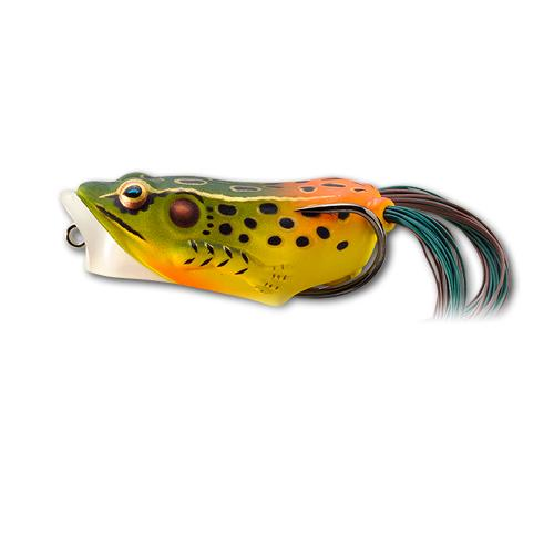 LIVETARGET Frog Hollow Body Popper