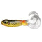 "LIVETARGET Freestyle Frog 3"" / Emerald/Red Soft Baits"